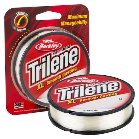 What Is Trilene Fishing Line Made Of?