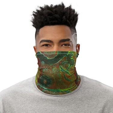 neck gaitor for fishing